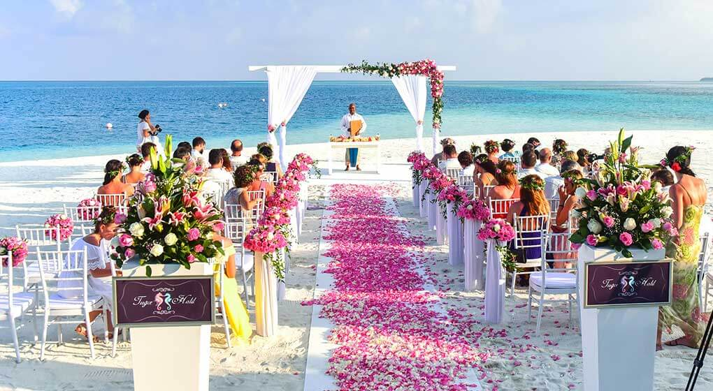 Awesome Wedding Event